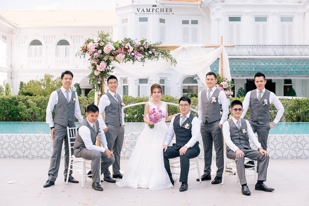 bridal party macalister mansion