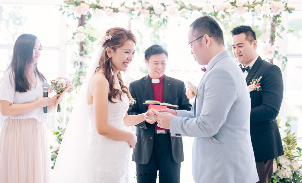 church wedding penang