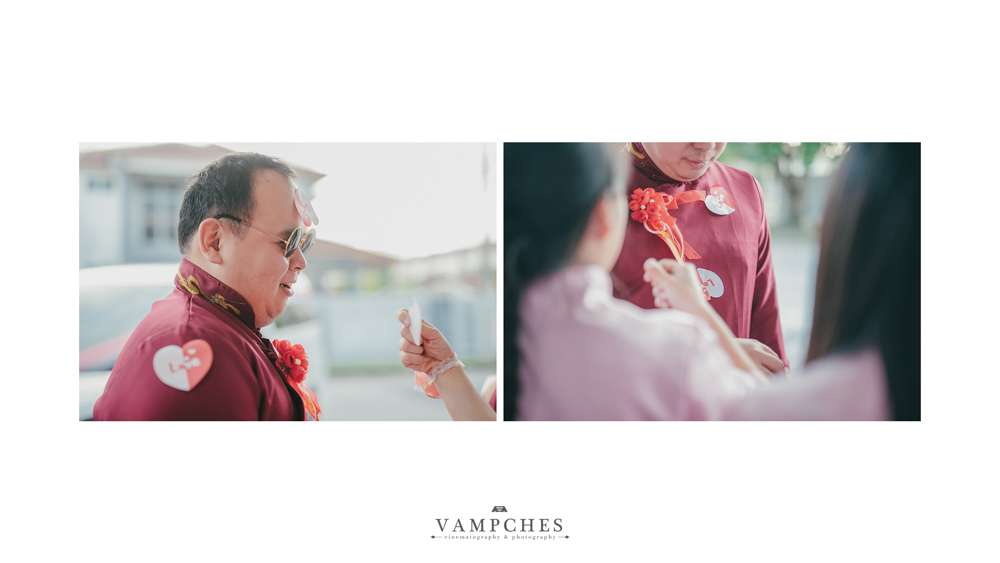 wedding game inspiration malaysia