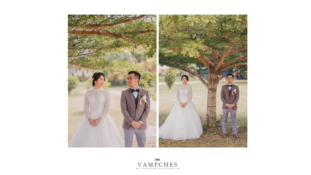 wedding at Church of the holy name of mary bukit mertajam penang photographer