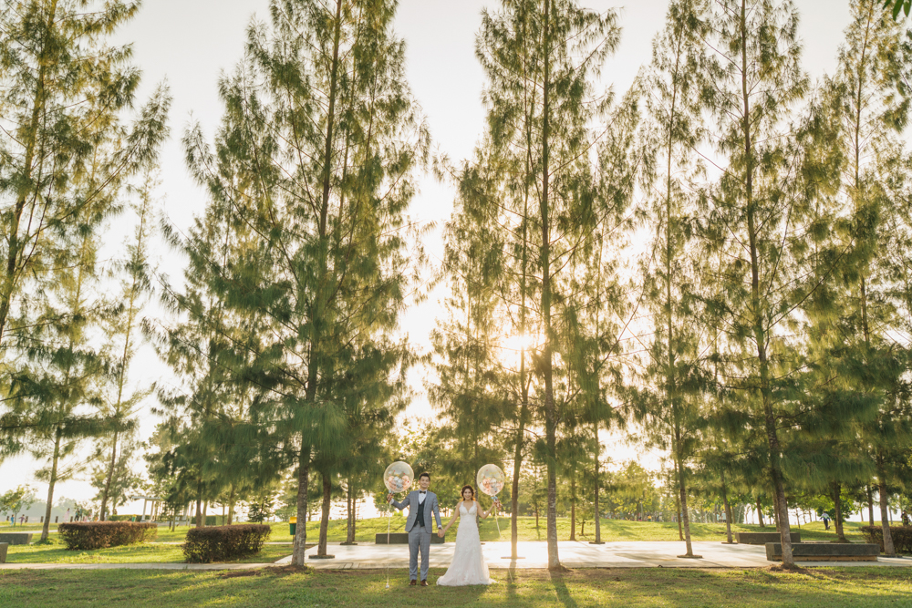 penang pre wedding photographer