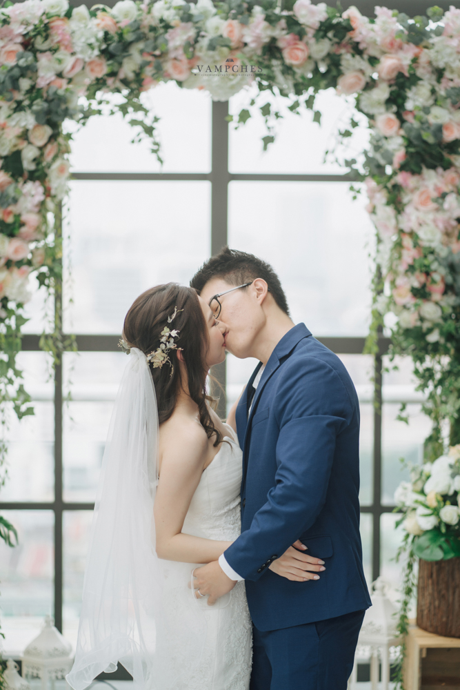 the skye Penang wedding